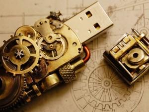 رفع مشکل مخفی شدن فایل در فلش مموری