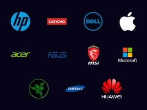 رتبه بندی برند های لپ تاپ در سال 2020