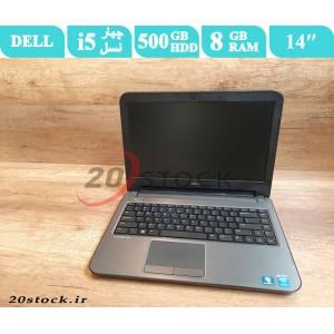 لپ تاپ استوک Dell مدل Latitude 3440 با پردازنده Core i5