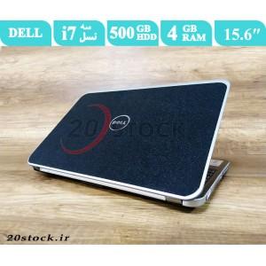 لپ تاپ استوک Dell مدل Inspiron 5521 با پردازنده Core i7