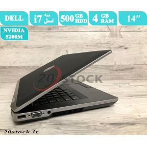 لپ تاپ استوک Dell مدل Latitude E6430 با پردازنده Core i7 و کارت گرافیک انویدیا