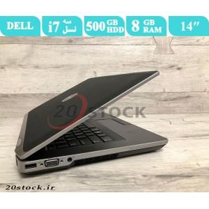 لپ تاپ استوک Dell مدل Latitude E6430 با پردازنده Core i7