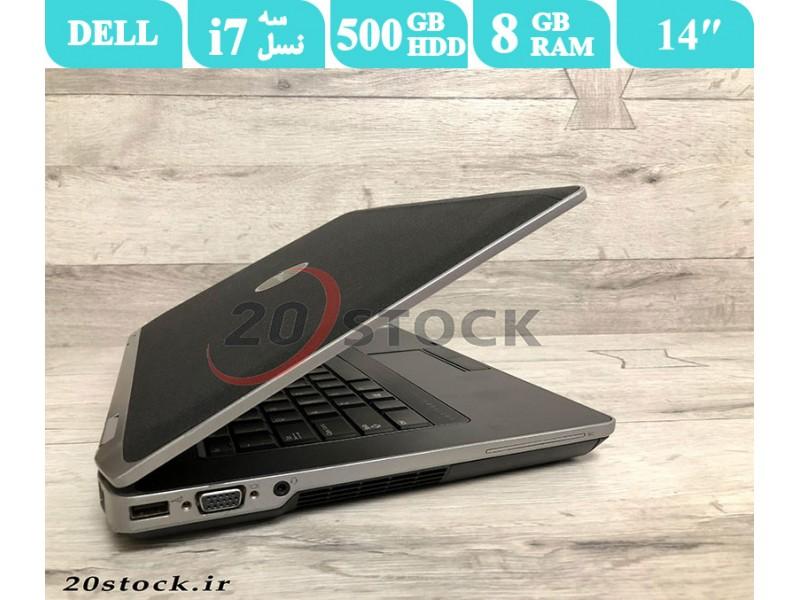 لپ تاپ Dell E6430 با پردازنده i7-فروشگاه بیست استوک