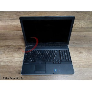 لپ تاپ استوک Dell مدل Latitude E6540 با پردازنده Core i5 نسل 4