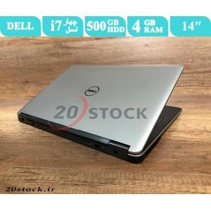 لپ تاپ استوک Dell مدل Latitude E7440 با پردازنده Core i7