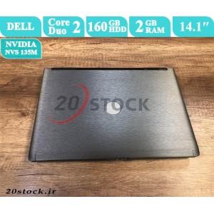 لپتاپ استوک Dell مدل Latitude D620 با قیمت مناسب