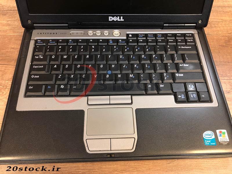 لپتاپ Dell D620-فروشگاه بیست استوک