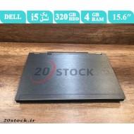 لپ تاپ استوک Dell مدل Latitude E6510 با پردازنده اینتل Core i5