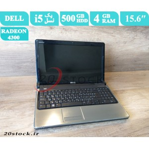 لپ تاپ استوک Dell مدل Inspiron 1564 با پردازنده اینتل Core i5 و کارت گرافیک AMD
