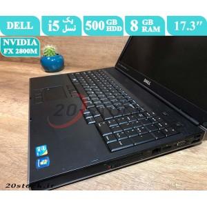 لپ تاپ استوک Dell مدل  precision M6500 با پردازنده اینتل Core i5 و کارت گرافیک مجزا