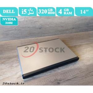 لپ تاپ استوک Dell مدل Vostro 3400 با پردازنده اینتل Core i5 و کارت گرافیک مجزای انویدیا