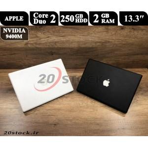 لپ تاپ استوک اپل مکبوک ایر مدل Macbook A1181 با قیمت مناسب و پردازنده اینتل