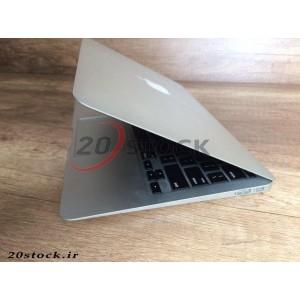 لپ تاپ استوک Apple  مدل Mackbook Air A1465 با پردازنده اینتل Corei5 و حافظه داخلی SSD