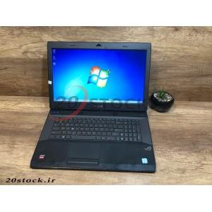 لپ تاپ گیمینگ Asus ROG G73JH گرافیکدار