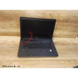 لپ تاپ استوک HP مدل Zbook 17 G3 با پردازنده Core i7
