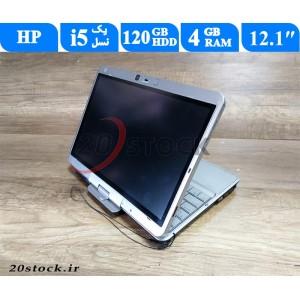 لپ تاپ استوک HP تبلتی مدل Elitebook 2740p با پردازنده Core i5