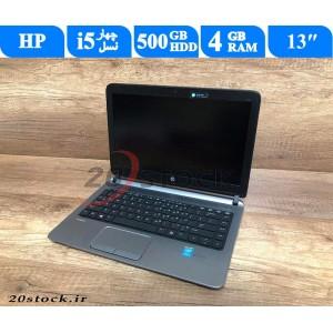 لپ تاپ استوک HP مدل Probook 430 G1 با پردازنده Core i5 شرکت اینتل