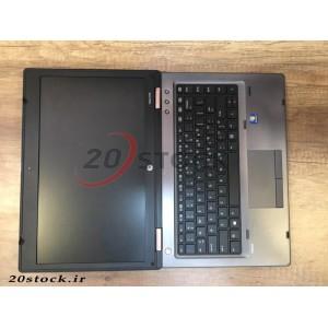 لپ تاپ استوک HP مدل Probook 6470b با پردازنده  Core i5 و رم 4 گیگابایتی