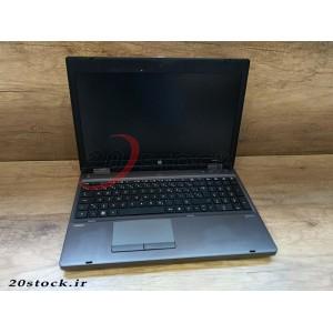 لپ تاپ استوک HP مدل Probook 6570b با پردازنده اینتل Core i5  و رم 8 گیگابایتی