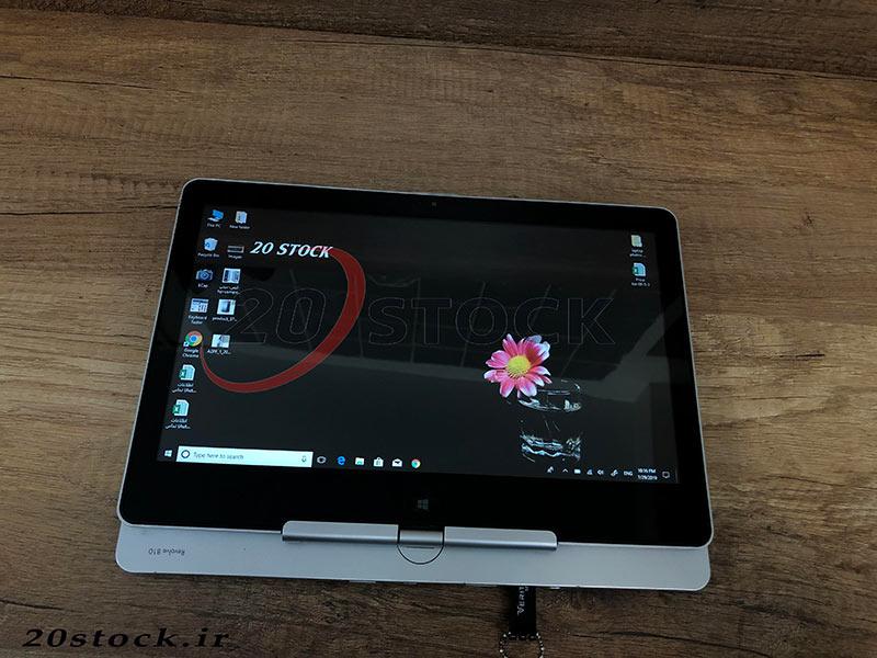 لپتاپ تبلتی HP Revolve 810 G2 با پردازنده i5-فروشگاه بیست استوک