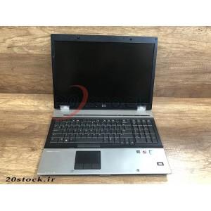 لپ تاپ استوک اچ پی مدل HP-EliteBook 8730w با رم 2 گیگابایت