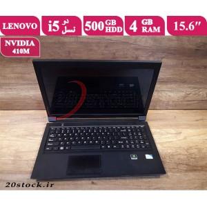 لپ تاپ استوک Lenovo مدل  B570e با پردازنده Core i5  نسل 2