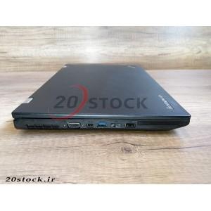 لپ تاپ استوک Lenovo مدل Thinkpad L430 با پردازنده Core i7