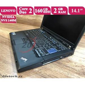 لپ تاپ استوک Lenovo مدل Thinkpad R61 با قیمت مناسب