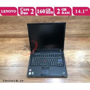 لپ تاپ استوک Lenovo مدل Thinkpad T60P ارزان قیمت