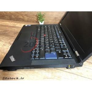 لپ تاپ استوک لنوو تینکپد مدل Lenovo-Thinkpad T410 با پردازنده i5