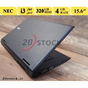 لپ تاپ استوک NEC مدل VK20EA با پردازنده Core i3 -ژاپنی