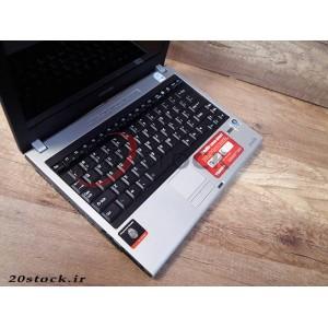 لپ تاپ استوک Toshiba مدل  satellite U205 با قیمت مناسب